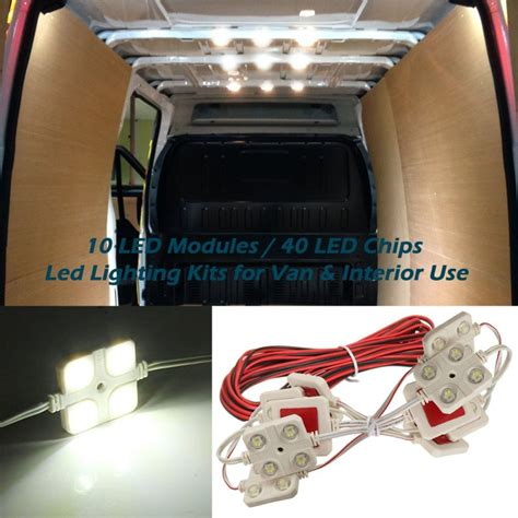 led interior light kits 2v 40 leds interior light kits per led ceiling