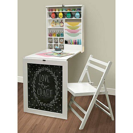Folding Craft Table With Storage Shut The Front Door This Is Freaking Awesome Fantastic Fold Craft Table Home Decor