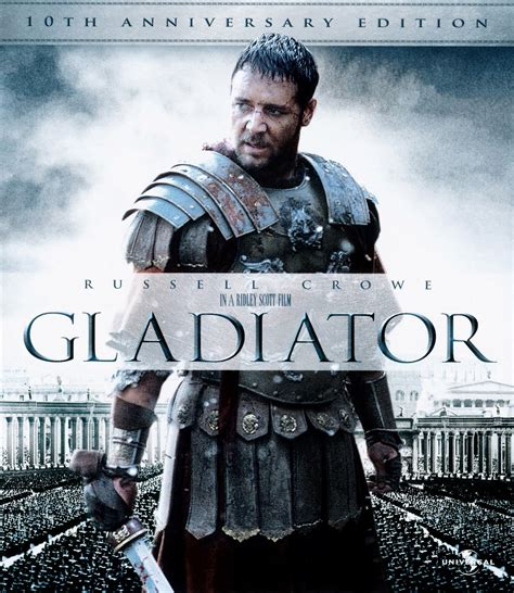 film gladiator oscars gladiator 2000 movie poster and dvd cover art