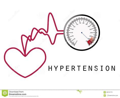 Hypertension Clipart hypertension stock illustration image 66016773