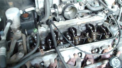 car engine manuals 2002 chevrolet cavalier head up display chevy cavalier 2 2l worn rocker arms youtube