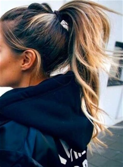 how to get my hair to look like kelly ripa ponies pony tails and how do i get on pinterest