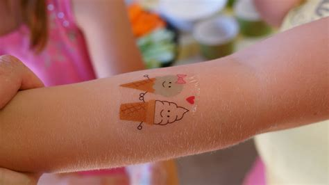fake tattoos diy diy temporary tattoos