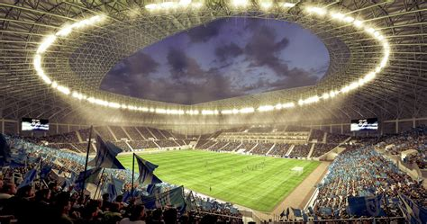 2022 Fifa World Cup by Noul Stadion Ion Oblemenco Craiova The Stadium Guide