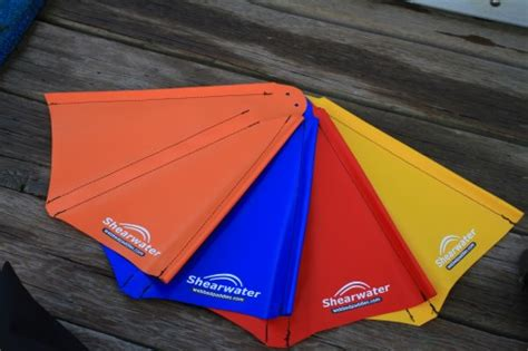 shearwater boat colors launch week day 5 webbed paddle giveaway garage grown gear