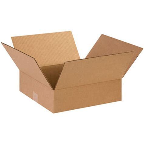 Wall E X E T E Quals 12l x 9w x 4h rsc flat corrugated boxes