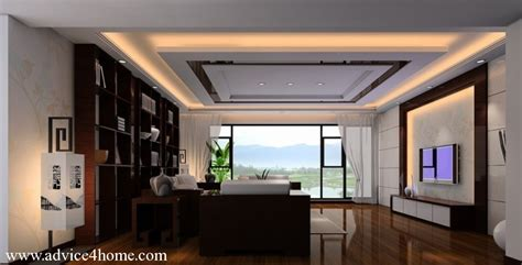 Living Room Design High Ceiling Photo 1 Great Room Ceiling Designs Living Room