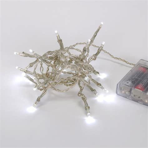 Led Lichterkette Deko by Led Lichterkette Batteriebetrieben 20 Led Innen