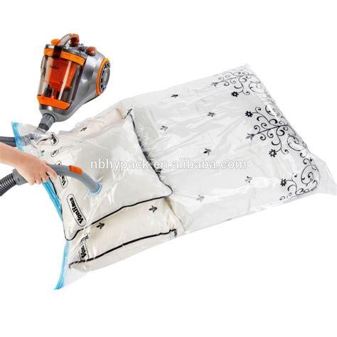 Plastik Vakum Compression Bags Clothes 45 storage bags for clothes highquality vacuum bag