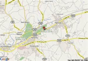 Hershey Pennsylvania Map by Map Of Travelodge Hershey Hershey