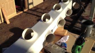 How To Build A Vertical Hydroponic Garden Building A Hydroponic Vertical Garden