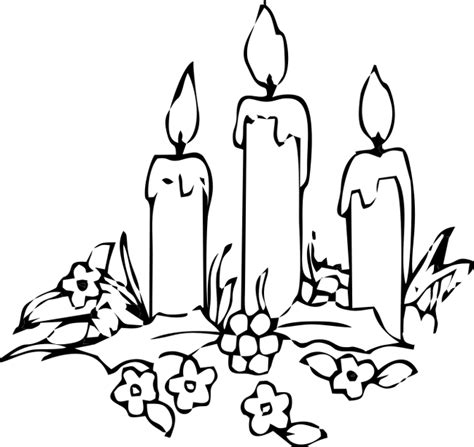 advent wreath coloring page advent wreath coloring book