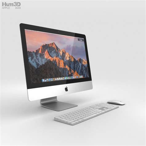 Apple Imac 21 5 apple imac 21 5 inch 2017 3d model hum3d