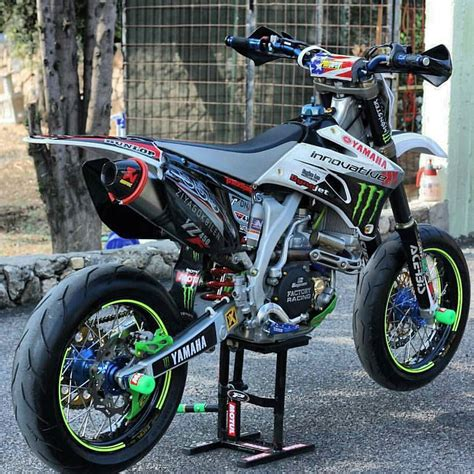 Motorradhelme Yamaha by Die Besten 25 Yamaha Supermoto Ideen Auf Pinterest