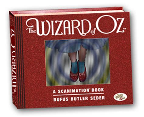 scanimation picture book wizard of oz 171 scanimation books