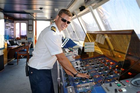 Chief Officer by Windstar Cruises Celebrates Seafarer Day
