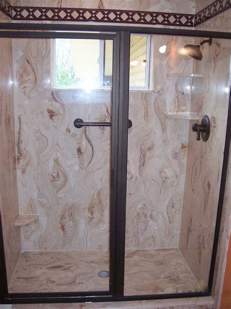 Mexican Bathroom Ideas cultured granite shower walls amazing tile