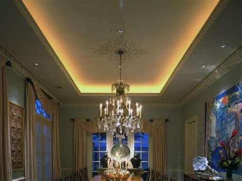 is cove lighting a great way to accent your home