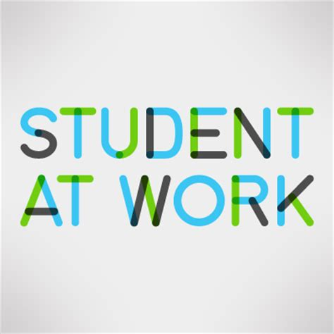 for work student work student at work