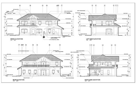 architectural drawings in autocad 171 mijsteffen architectural design services computer aided design