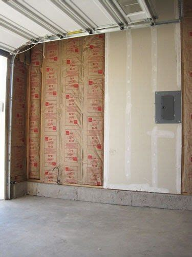 garage door insulation ideas best 25 garage insulation ideas on garage
