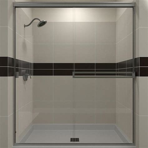 Shop Arizona Shower Door Traditional 44 In To 48 In 44 Shower Door