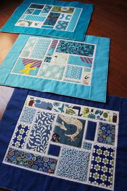quilting placemats tutorial 139 best images about placemats napperons on pinterest