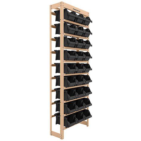 estante gaveteiro presto estante gaveteiro presto industrial r 159 90