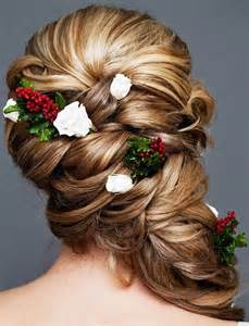 20 cute christmas hairstyles ideas 2017 try on this