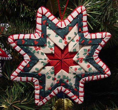 free quilted ornament pattern
