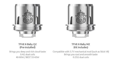 Dijamin Smok Tfv 8 X Baby Authentic Baby Beast buy authentic smok tfv8 x baby top airflow 4ml tank enjoy