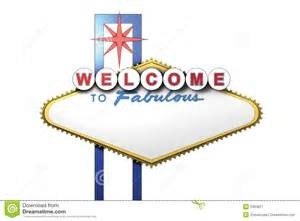 welcome to las vegas sign template blank welcome sign clipart clipartsgram