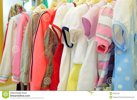child clothing children s clothing stock image image of dress sell