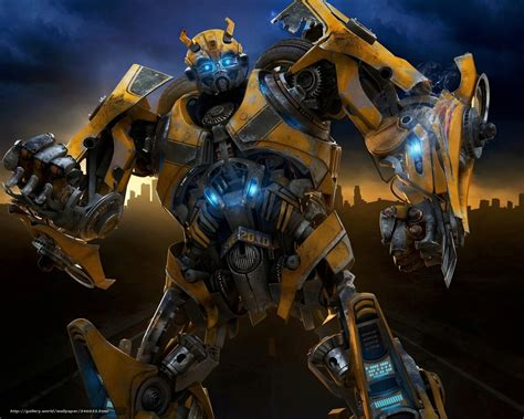 film robot transformer download wallpaper transformers bumblebee robot yellow