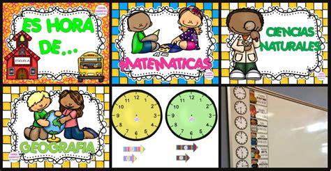 imagenes rutinas escolares carteles rutinas de trabajo en el aula imagenes educativas