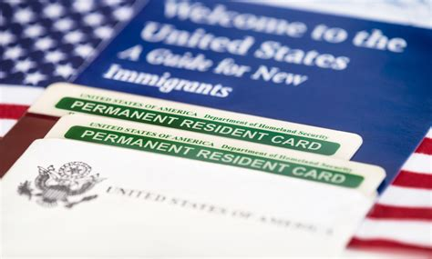 American Green Card Picture