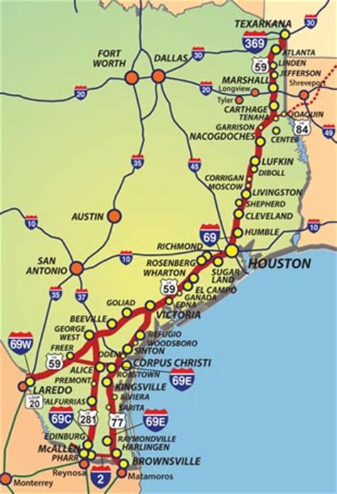 i 69 texas corridor map homemap studio design gallery best design