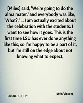 who said we re going to need a bigger boat alma mater quotes page 1 quotehd