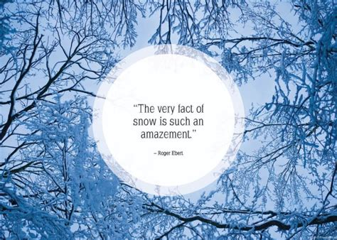 snow winter quotes quotesgram