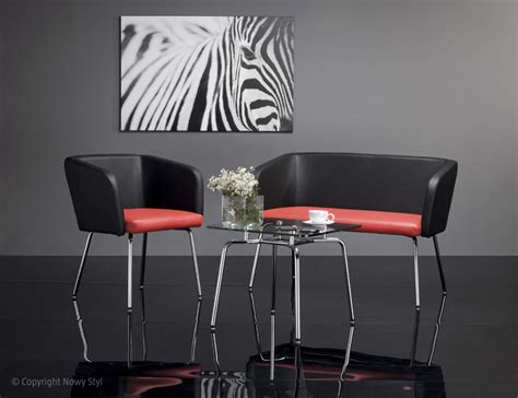 Hello Table L by Hello 4l Duo Chrome Conference Chairs Nowy Styl