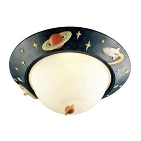 Rocket Ceiling Light Justice Design Kid 6187 14 Quot Rocket Ship Flushmount Ceiling Fixture From Th Painted
