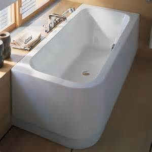 duravit 700017000000090 happy d corner right soaker tub 70