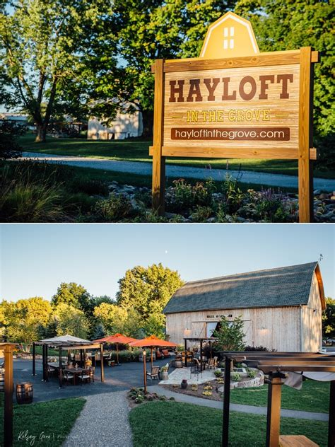 best wedding venues western new york featured vendor hayloft in the grove part i 187 kelsey