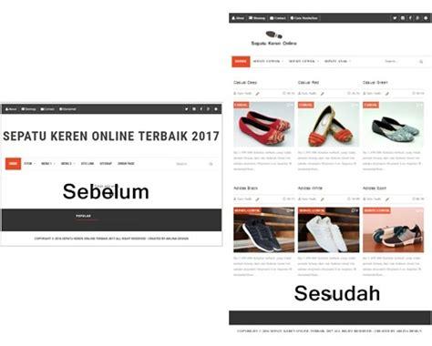 membuat toko online terpercaya cara membuat toko online terpercaya dengan blogspot