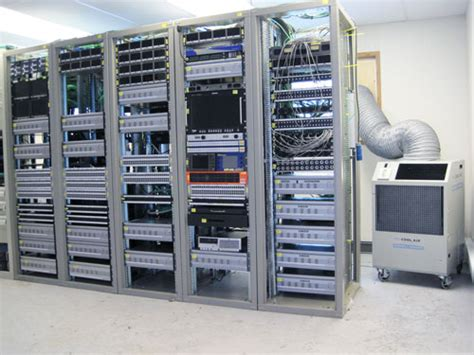 room cooling system small server room 171 cool air rentals air conditioning heating ventilation