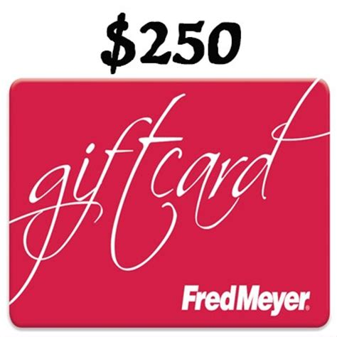 Gift Cards At Fred Meyer - записи блога hour winstonblue