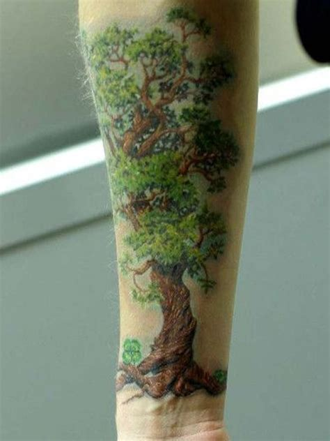 chinese tree tattoo tree arm www topsimages
