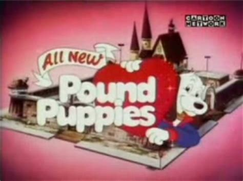 pound puppies tv show pound puppies 1986 tv series