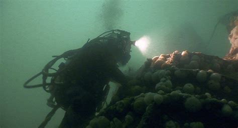 u boat u 3523 cutting edge nazi wwii submarine found off danish coast