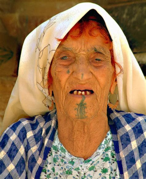berber tattoos berber a photo from medenine south trekearth